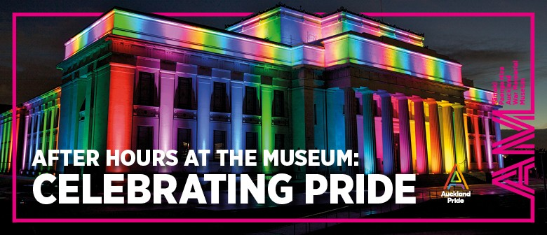 After Hours at the Museum - Celebrating Pride