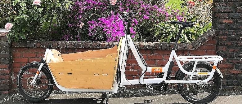 Cargo Bike Art Space