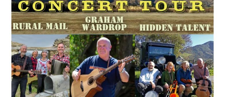Bards, Ballads, Bulldust: Rural Mail, Wardrop, Hidden Talent