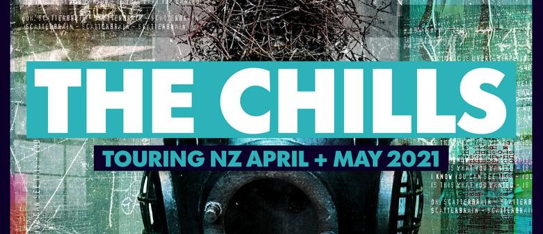 The Chills - Scatterbrain Album Release Tour