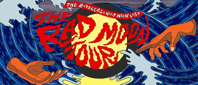The Raddlers x Half Moon Baby