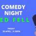 Comedy Night | Jarred Fell