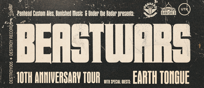 Beastwars 10th Anniversary Tour
