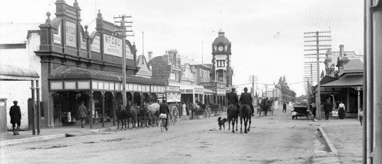 Carterton District Historical Walk