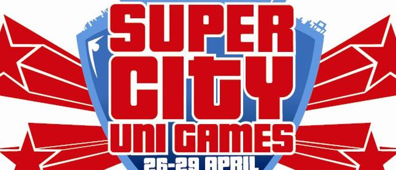 Super City Uni Games 2011