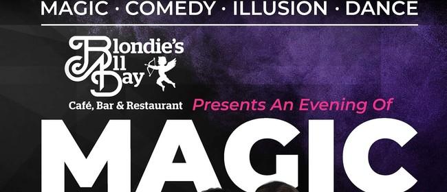 Blondies presents Vegas & Lopez MAGIC