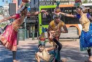 Dunedin Race Relations Week Performances at the Gardens