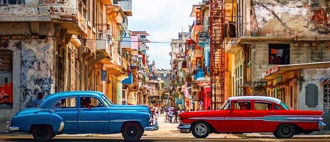 Son de Cuba 100% Cuban Quartet Returns to Napier