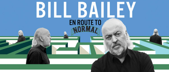Bill Bailey - En Route to Normal
