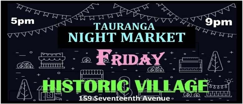 Taurang Village Night Market