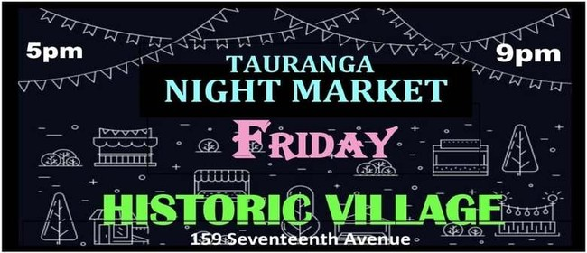 Taurang Village Night Market