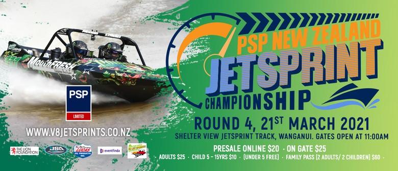 2020/21 PSP New Zealand Jetsprint Championship: Round 4