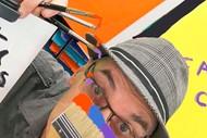 Grumpy Darren's 4.45 Children & Youth Art Class
