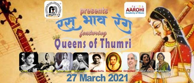 Ras Bhav Rang - Queens of Thumris