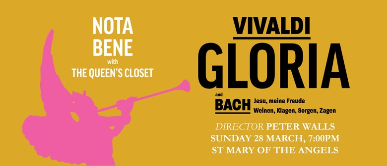 Nota Bene presents: Gloria and Bach