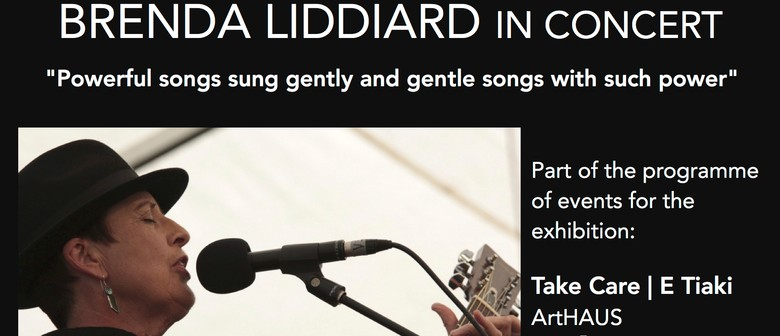 Brenda Liddiard in Concert