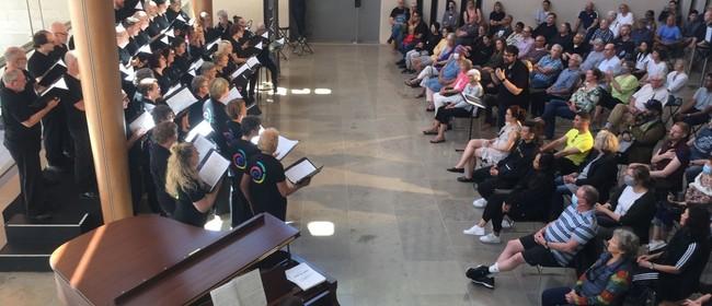 Karanga Atu, Karanga Mai: GALS Auckland Rainbow Choir: POSTPONED