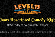Image for event: Chaos Unscripted Comedy Nights