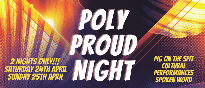 Poly Proud Night!!