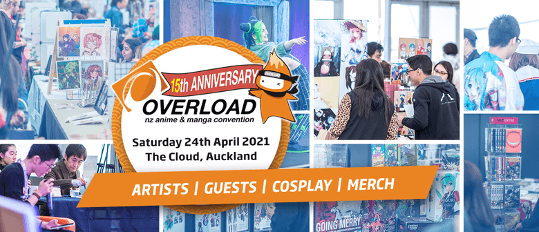 Overload NZ Anime & Manga Convention