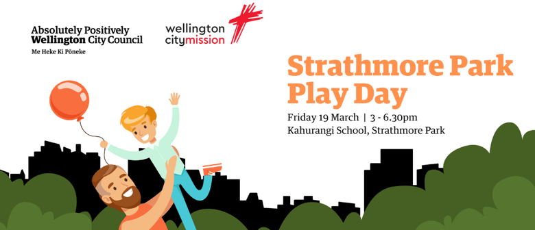 Strathmore Park Play Day