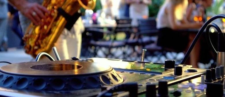 DJ + Saxophone and Violinist Series