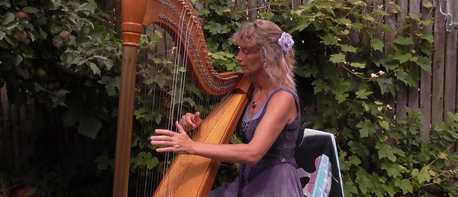 Harp Meditation and Intuitive Development retreat