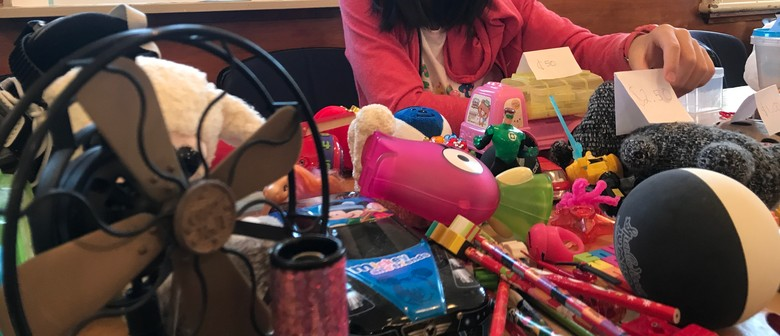 Kids' Flea and Craft Market at Little Day Out