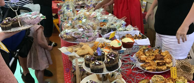 Bake Sale at Little Day Out