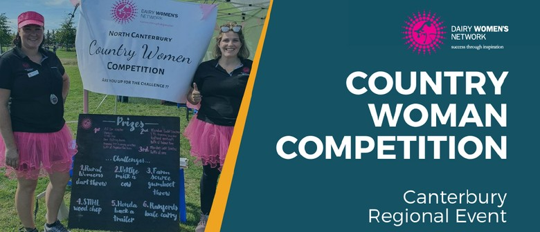 Country Woman Competition