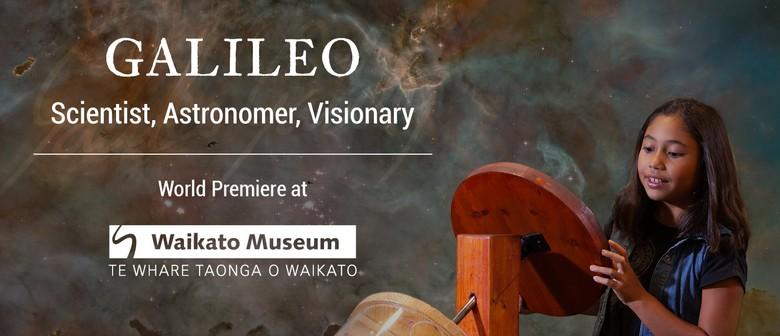 Galileo - Scientist, Astronomer, Visionary