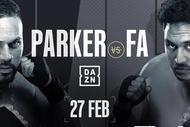 Kiwi Boxing Joseph Parker VS Junior Fa Streaming