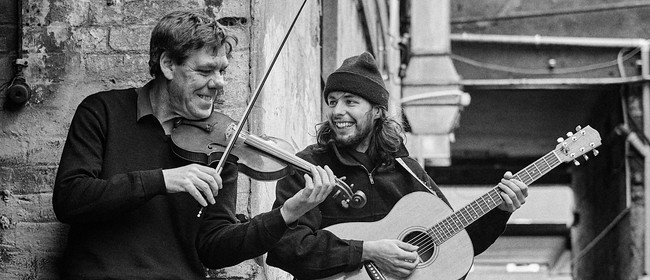 Ren and Rob: Traditional Irish Music