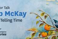 Author Talk - Pip McKay