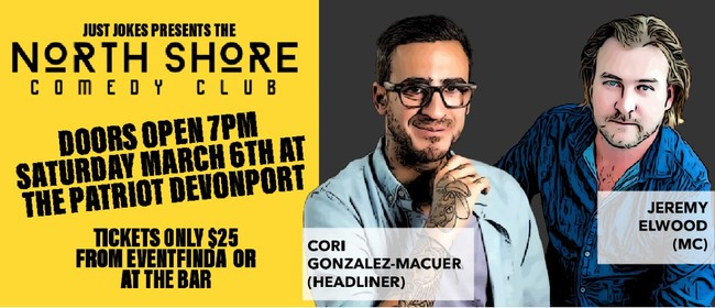 North Shore Comedy Club at The Patriot