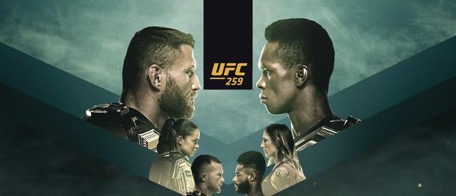 UFC259 Live