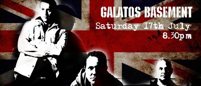 The Underground - Live at Galatos