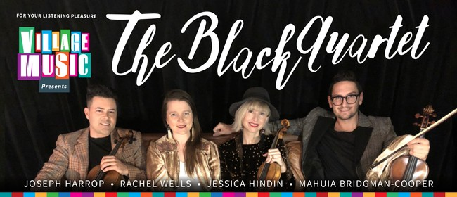 An Evening with The Black Quartet