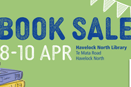 Friends of Hastings District Libraries Book Sale