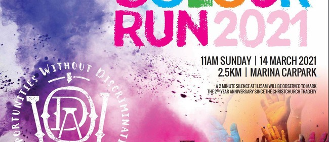 Colour Run for Diversity