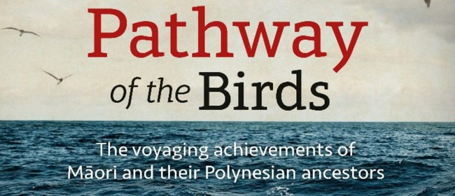 Author Talk: Andrew Crowe - Pathway of the Birds