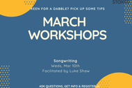 Stoked Songwriting Workshop