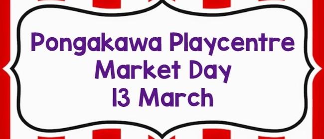 Pongakawa Playcentre FUNdraising Market