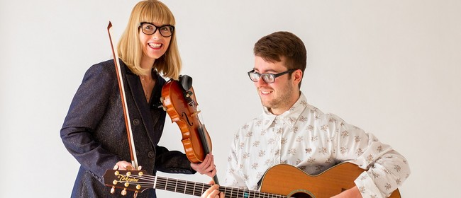 Fiona Pears (Violin) and Connor Hartley-Hall (Guitar)