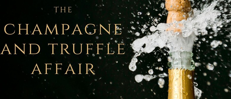 Champagne and Truffle Affair - Peppers on the Point