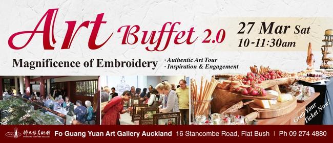 Art Morning Tea Buffet 2.0