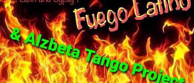 Saturday Night Live with Fuego Latino & Alzbeta Tango Projec