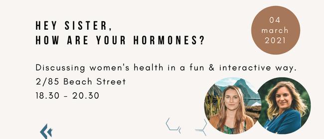 Understanding Your Hormones: POSTPONED