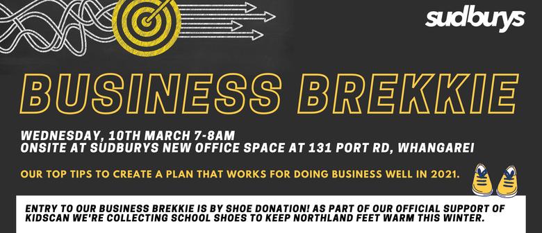 Sudburys Business Brekkie