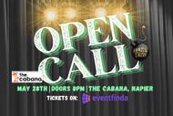 Open Call 2 @ Cabana